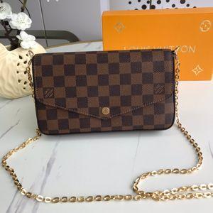 designer luxury handbags purses three in one set bags crossbody messenger shoulder bags purses coin bag wallet 9026