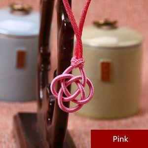 5 stücke Chinesische Knoten Seilkopf Quaste DIY Schmuck Vorhang Kleidungsstücke Handgemachte Machen Quasten Stoff Dekor Zubehör Handwerk Quasten H Jllmhx