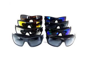 موضة جديدة 8 ألوان للرجال التوربينات النظارات الشمسية النساء الرياضة في الهواء الطلق نظارات شمسية مصمم