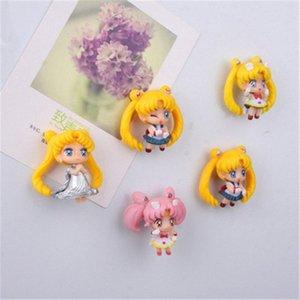ZOCDOU CatToon Japanese Girl Sailor Moon Frigorífico Imãs Paster Etiqueta Icebox Criança Toy Koelkast Refrigerador PvY0 #
