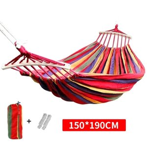 150x190cm 150kg Camp Tent Canvas Chair Swing Hanging Outdoor Camping Hiking Bed Tent