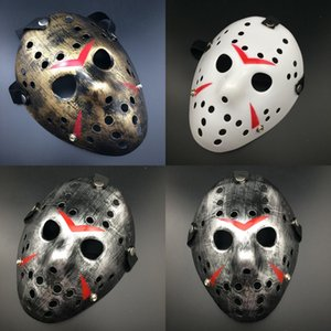 Voorhees Friday the 13th Horror Stylish Jason Hockey Halloween Mask Party Masks V