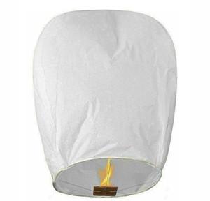 Lámpara de linterna decoración DIY Navidad Navidad Cielo de boda Papel Chinese 201128 para 10 unids / lot volando JLLLSV YUMMENT_SHOP