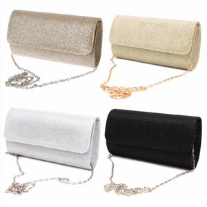 Evening Bags THINKTHENDO Womens Evening Shoulder Bag Bridal Clutch Party Prom Wedding Handbag Drop Shipping Good Quality