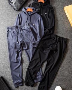 2020 homens agasalho novo luxo retro terno malha respirável confortável curso Symphony balístico flexível set série Top limitada