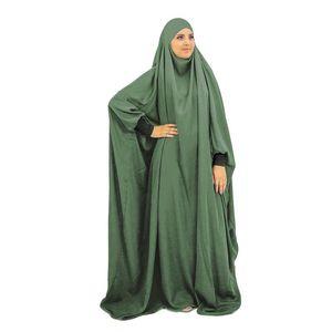 Этническая одежда мода Abaya Mujer Musulmana Priere Musulman Femme Burka Plasher FundaNa Vestidos Hijab Gebedkleding Long для
