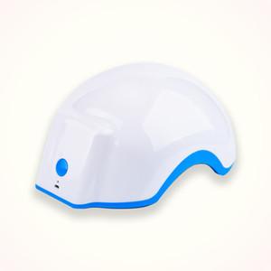 Diode Infrarot LED-Lichttherapie-Kappe Haarausfall Nachwachsender LAZER-System Maschinenbehandlung Laser Haarwachstum Helm