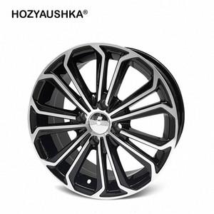 1 pièces prix roue en alliage d'aluminium de 15 pouces applicable roue de voiture modifiée Convient pour quelques modifications de voiture Envoi gratuit M9r4 #