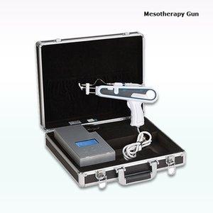 2021 portable needle free injection mesotherapy gun, no needle mesogun, injector meso gun machine for home