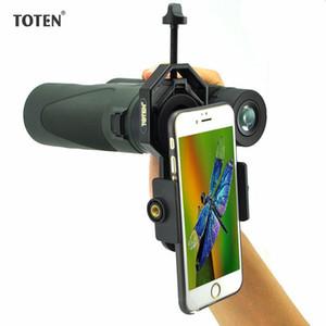 Toten Universal Телефон Адаптер Камеры Монтаж для Spotting Scope Бинокулярные астрономические телескопы Многофункциональные аксессуары LJ201114