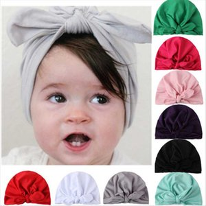 2020 New Hot Baby Turban Toddler Kids Boy Girl India Hat Lovely Spring Summer Autumn Summer Hat Winter Warm Solid Color Children