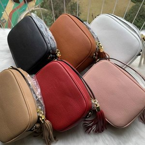 New women luxury designer bag handbags Letter Wide Shoulder Strap Double Zipper Mini Square Handbag Designer Luxury Crossbody Bags crossbody