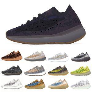 380 Onyx reflective 380 kanye west mens run shoes pepper lmnte alien 380s calcite hylte glow blue oat mist men women trainers sports sneakers