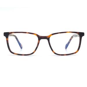 Presbiyopik Unisex tasarımcı Okuma Glasses çevrimiçi rahat Yüksek Kaliteli Optik tam Çerçeve cam için Anti-mavi ışığı gözlük