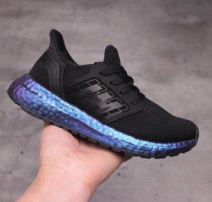 2020 UltraBoost 20 C UB 6.0 kid run Children Running shoes boy girl youth sport Sneaker size 28-35