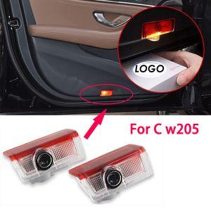 LED Auto Tür Lichtprojektor Logo Welcome Light Forben-Z W205 W176 W177 V177 W247 W246 W212 W213 GL X166 M W166