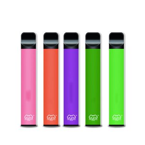 PUFF BAR PLUS 800+Puffs Disposable Vape Pen 550mAh Battery 3.2ml Pods Cartridges Pre-Filled e Cigs Limited Edition Vaporizers Device