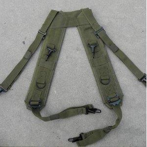 Cinturino a sospensione tattica multi-funzionale a Y con puntelli fotografici cintura a quattro punti cinturino a quattro punti