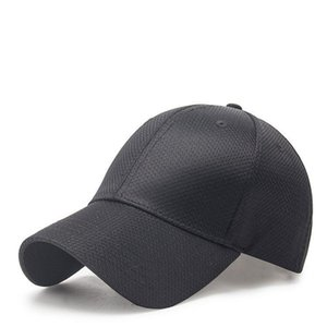2018 Solid Summer Baseball Cap Men Snapback Women Quick Dry Mesh Cap Breathable Sun Hat Bone Masculino Trucker Cap H jllwrU