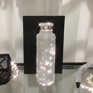 Bouteille en acier inoxydable de bouteille thermique en acier inoxydable de bouteille d'eau thermique en acier inoxydable thermique en acier inoxydable avec couvercle 201105