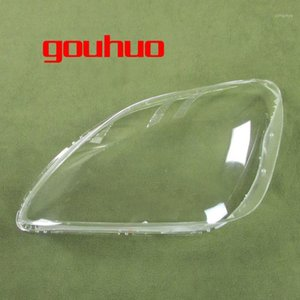 Headlight cover front headlight transparent lampshade housing mask For CRV 05-061