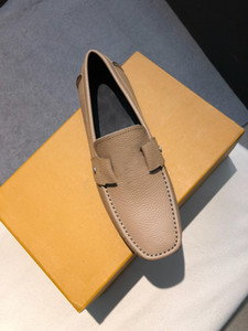 The latest design in 2020, handmade casual shoes, men's casual shoes, fashion trend, comfortable shoe size 38-45 type 39745400936ab