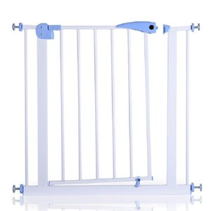 new Child Safety Staircase Isolation Fixing Board Baby Safety Door, Size:74.5*77cm
