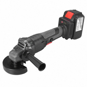 18V Brushless Angle Grinder Tool 100mm Variable Speed 4.0Ah Lithium-Ion Electric Cordless Grinding Machine Metal Cutter NKP6#
