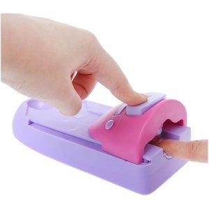 Nail Art Printer Easy Printing Pattern Stamp Manicure Machine Diy Pattern Stamper Tool Set jllweg