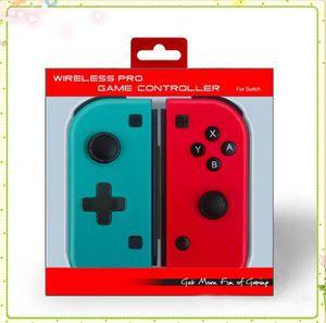 Wireless Bluetooth Gamepad Controller For Nintendo Switch Console Switch Gamepads Controllers Joystick For Nintendo Game like Joy-con MQ30