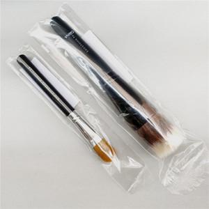 BM Smoothing Face Foundation Brush & Maximum Coverage Large Concealer Makeup Brushes 2Pcs set