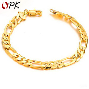 100 Yuan Jewelry Mixed Batch Copper Gold-Plated Jewelry Cool Mens Jewelry Bracelet Wholesale Cool