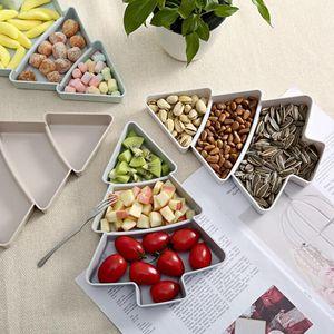 Творческая фруктовая тарелка домашняя закуска Trow1