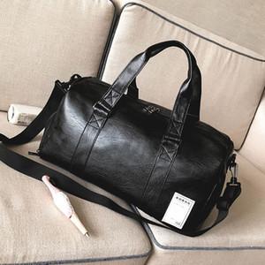 Travel Bag cilindro bolsa impermeável de Grande Capacidade de saco de mulheres 2020 New Men Duffel Bag Ginásio de Esportes