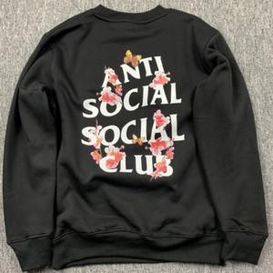 Europeos y americanos marca Tide suéter de los hombres y mujeres de ciruelo melocotón mariposa cuello redondo de manga larga chaqueta de jersey de pareja más Velve