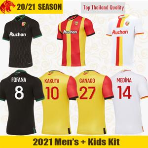Футболка 20 21 Lyon DEMBELE 2020 2021 Olympique Lyonnais Mens Jersey Kids Kit Футболка REINE-ADELAIDE MEMPHIS AOUAR Lyon Maillot