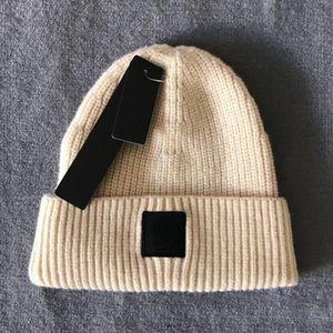 Warm Beanie Man Woman Skull Caps Autumn Winter knitted wool hat plus Outdoor Skullies Gorros Casual bonnet Knitwear Cap good quality