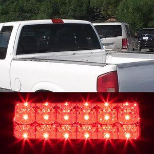 1Pcs Для 94-03 Chevy S10 / GMC Sonoma 2-Ряды LED Третий 3RD Tail Brake Light / Lamp Красный ARMSKY