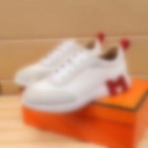 Hermes 2020 yeni marka H spor ayakkabısı sığır derisi moda erkek rahat rahat düz ayakkabılar yüksek üst ayakkabı zx23 üst