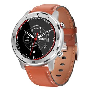 Winsun Smart Watch Men IP68 Waterproof 1.3 Inch Full Round Touch Screen Heart Rate Blood Pressure Clock for Boy Friend Gift Watch