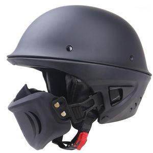 Новый стиль колокольчика мошенника мотоциклетный шлем Matte Blac Doa Ghost Airtrix Dot Approved1