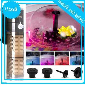 Sunsun Super 5 в 1 Домашние насосы воздушные кислород внутренний аквариумный фонтан фонтан фильтр