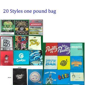 Рюкзак Boyz One Fount Runtz Jungle Boys Reazealable Запах Дозадающиеся сумки 420 Упаковка Майлара Сумки 1 ЛБ Печенье Снеговик
