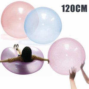 2020 xl (120cm) ballon gonflable bulle de bulle durable ballon extra-résistant à la déchirure de la balle de bulle de bulle de bulle de bulle gonflable Y0107