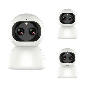 Binocular Camera ligent 1080P HD Indoor Smart Home Camera Remote Monitoring Home HD Night Vision Monitoring