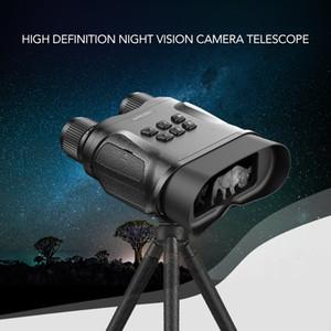 APEXEL 200 300m 4X 1080P Digital Night Vision Zoom Lens Binoculars Scope HD Waterproof Telescope Night Vision Lens for Hunting