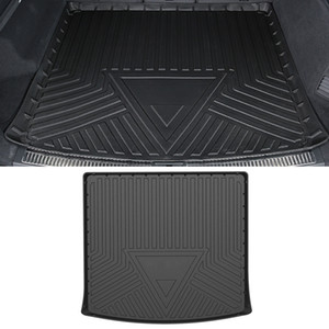 For VW Volkswagen Touareg CR 2019-2021 Auto Car Cargo Liner All-Weather TPE Trunk Mats Waterproof Boot Tray Carpet Accessories