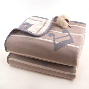عالية الجودة الشاش غطاء لحاف الصيف الطفل متعددة الوظائف للأطفال بطانيات ورقة امتصاص العرق القطن الفراش الأطفال حديثي الولادة منشفة حمام LJ201105