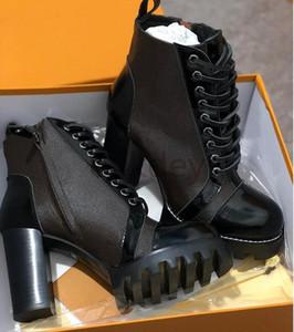 Ollymurs Kış Çizmeler Motosiklet Bota Parlak Deri Patchwork Sıcak Yeni Varış Çizmeler Düz Platformu Zapatos Mujer