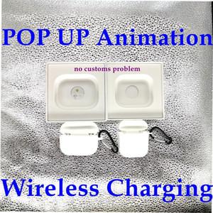 انخفاض الشحن TWS PRO I9000 TWS AIROHA 1536U 1562A ANC TWS GPS AP2 AP3 سماعات سماعات لاسلكية